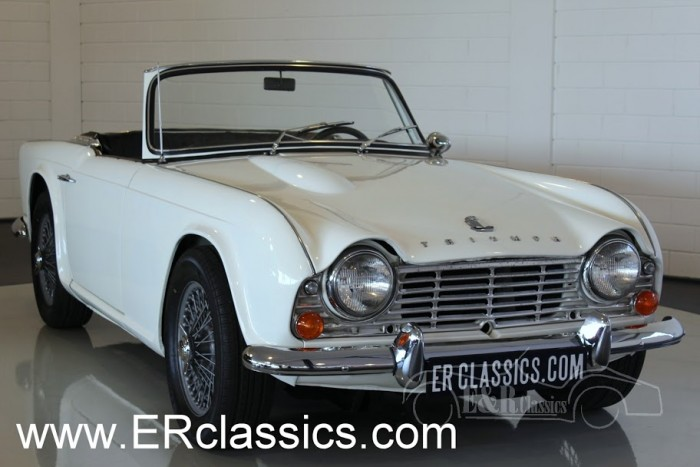 Triumph TR4 Cabriolet 1964 kaufen