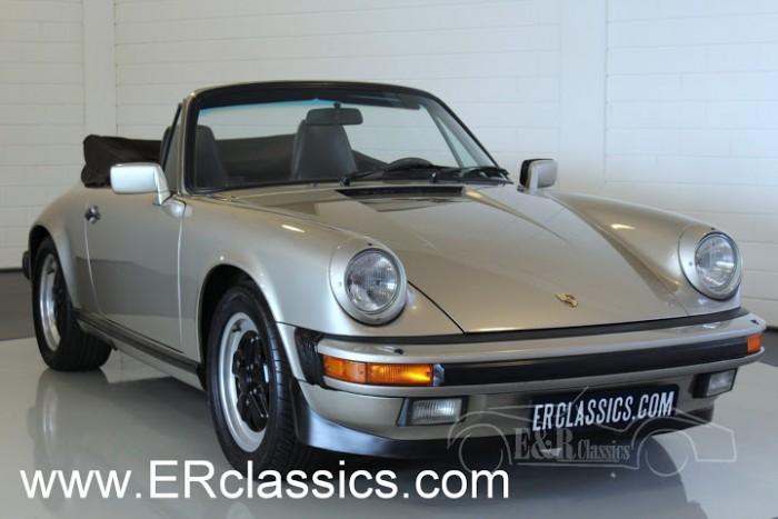 Porsche 911 Carrera Cabriolet 1986 kaufen