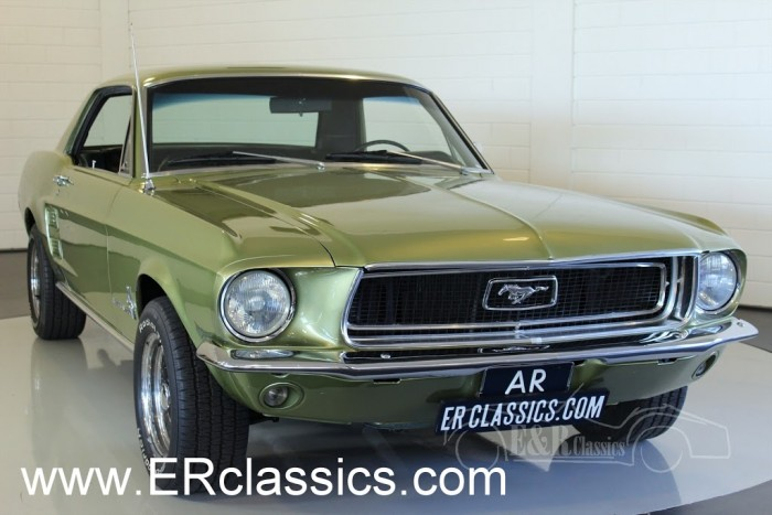 Ford Mustang Coupe 1967 kaufen