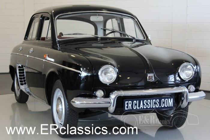 Renault Dauphine Sedan 1965 kaufen