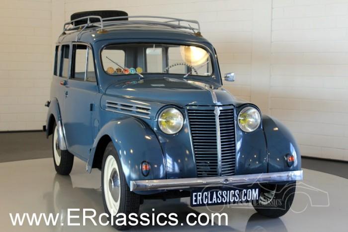 Renault Juvaquatre Dauphinoise 1956 kaufen