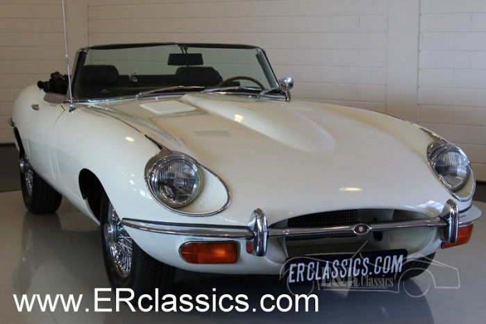 Jaguar E-Type Roadster 1970 kaufen