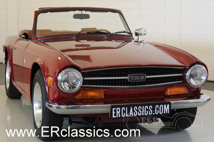 Triumph TR6 Cabriolet 1974 kaufen