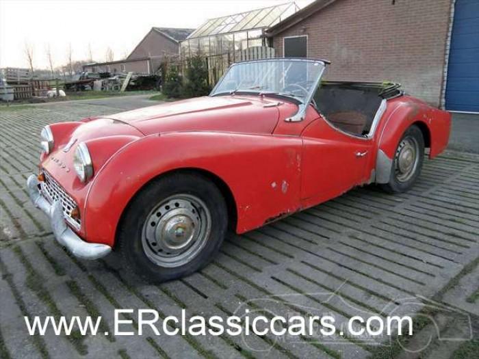 Triumph 1958 kaufen
