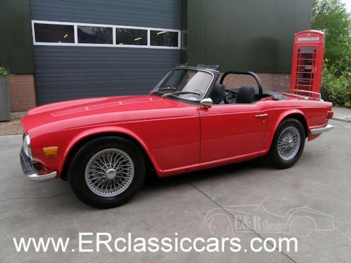 Triumph 1971 kaufen
