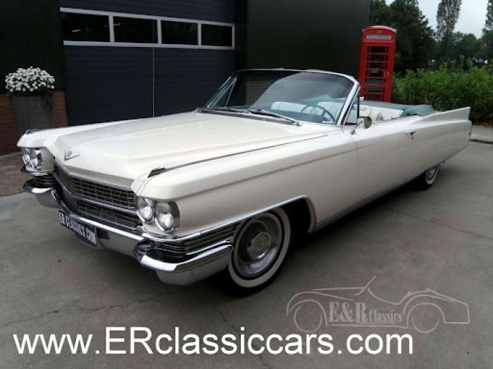 Cadillac 1963 kaufen