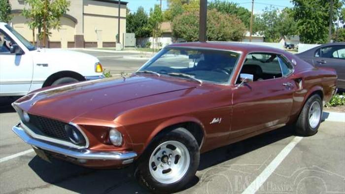 Ford 1969 kaufen