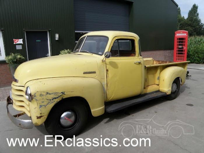 Chevrolet 1952 kaufen