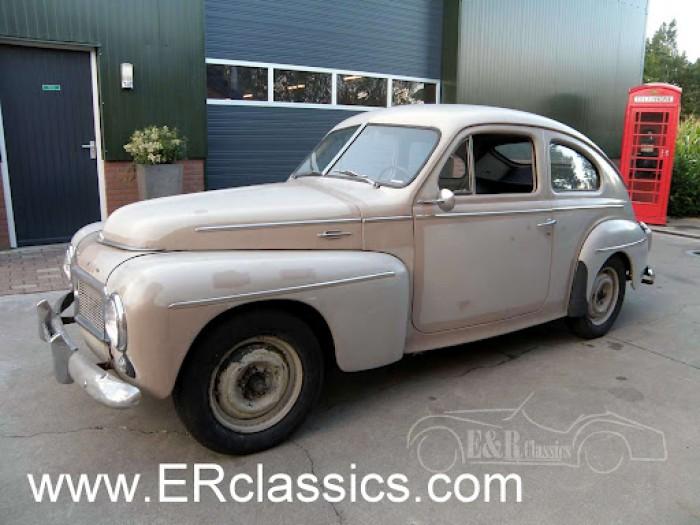Volvo 1958 kaufen