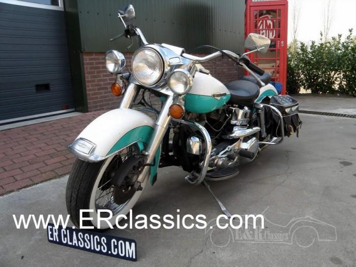 Harley Davidson 1972 kaufen