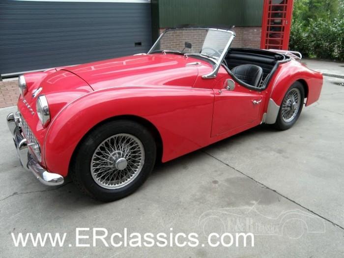 Triumph 1959 kaufen