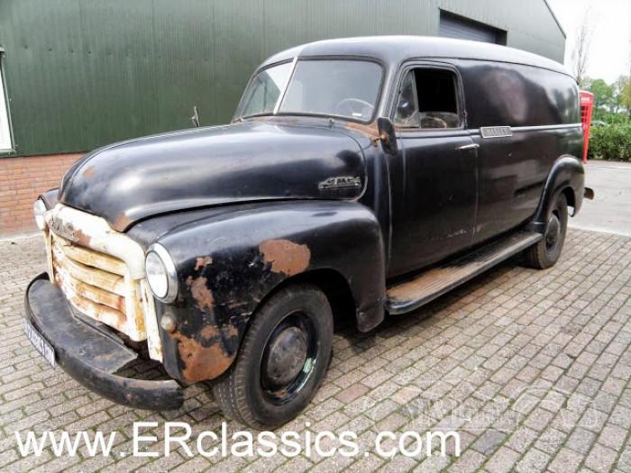 GMC 1952 kaufen