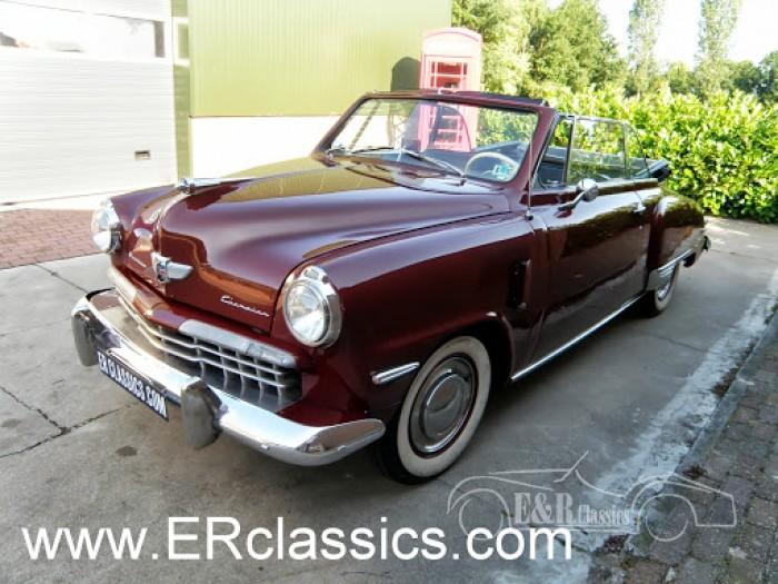 Studebaker 1949 kaufen