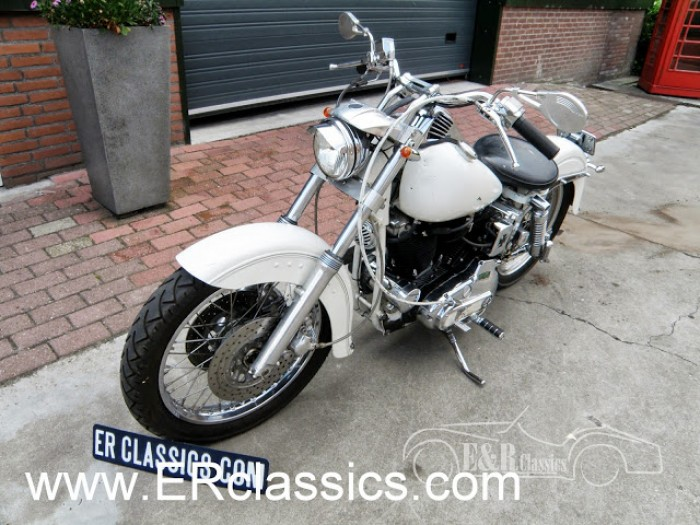 Harley Davidson 1974 kaufen