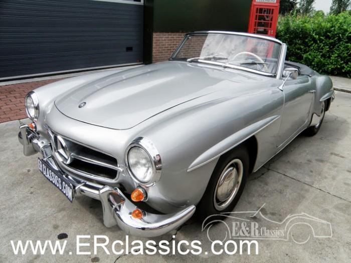 Mercedes 1960 kaufen