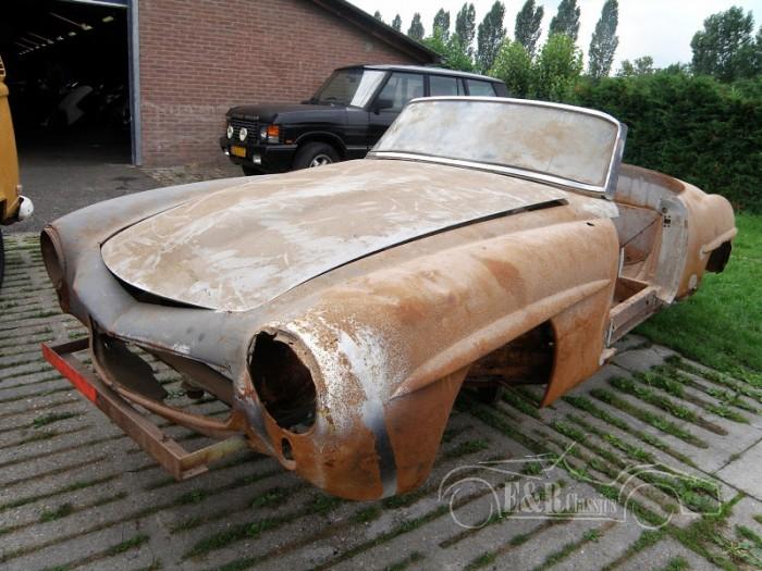 Mercedes 1955 kaufen
