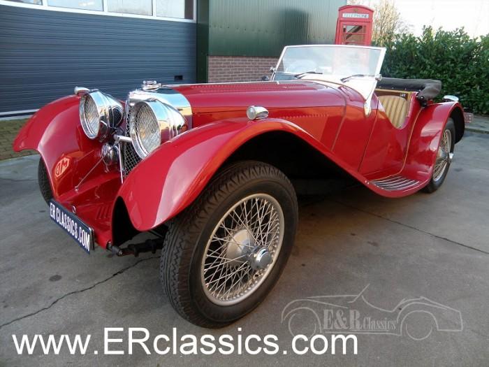 Jaguar 1936 kaufen