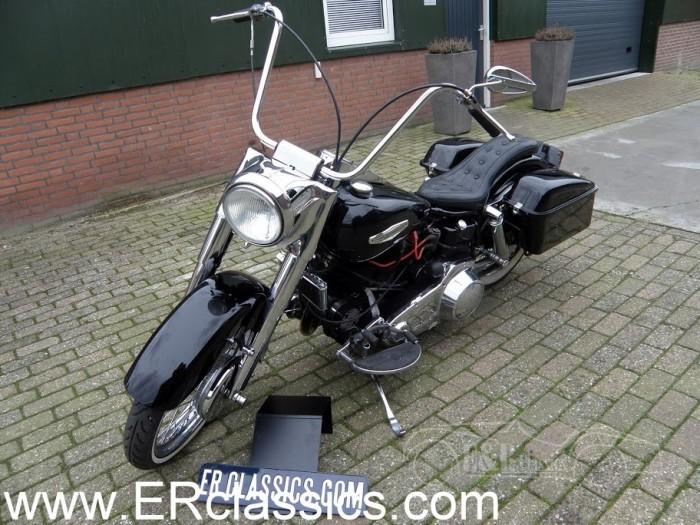 Harley Davidson 1966 kaufen