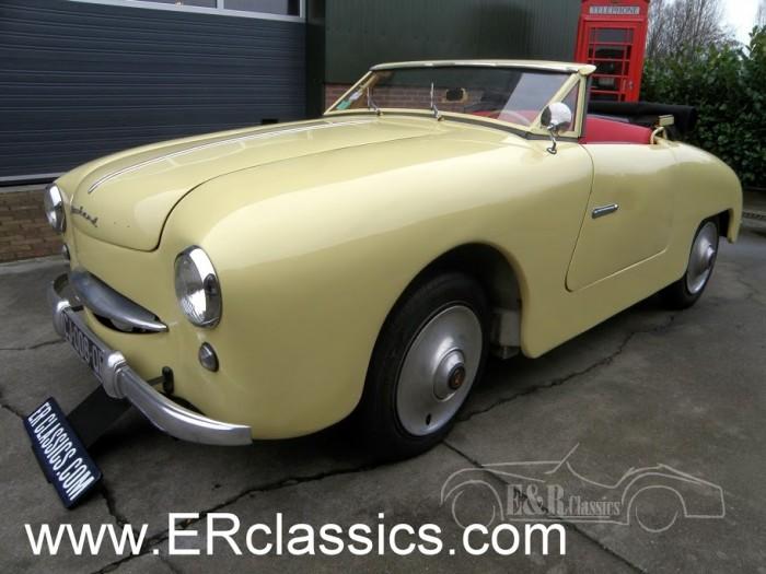 Panhard 1954 kaufen