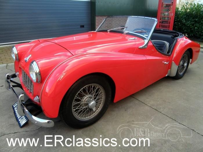 Triumph 1957 kaufen