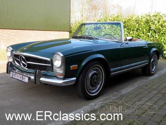 Mercedes 1968 kaufen