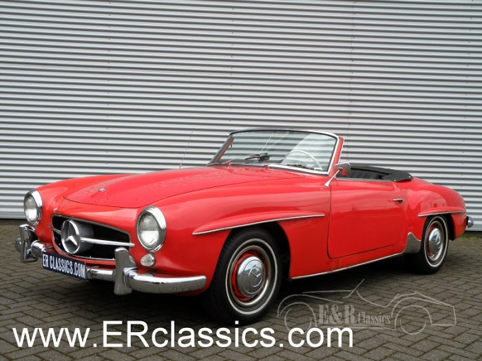 Mercedes 1961 kaufen