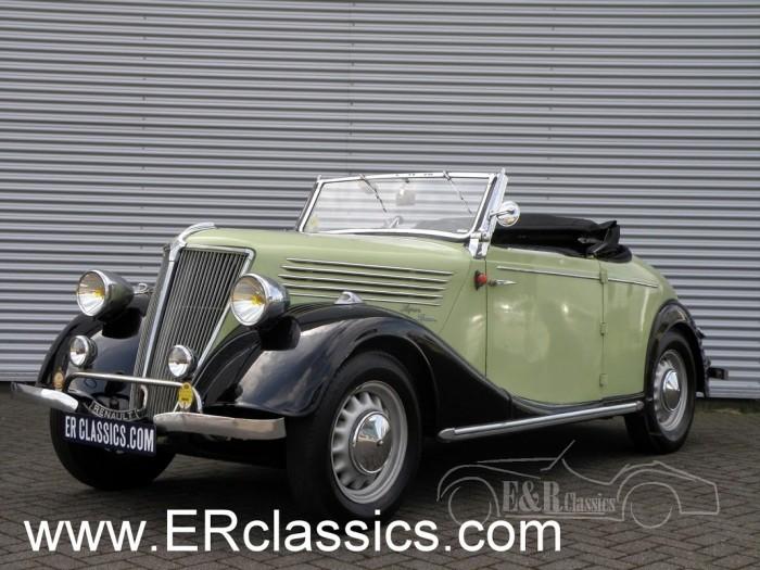 Renault Primaquatre Spider 1937 kaufen