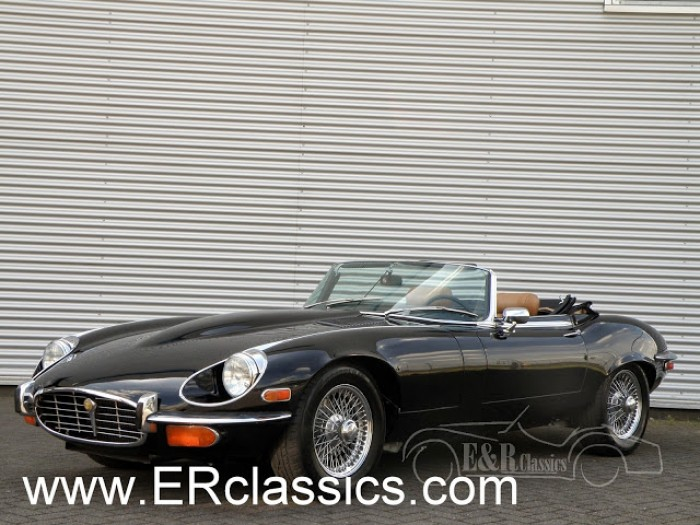 Jaguar E-Type 1972 kaufen