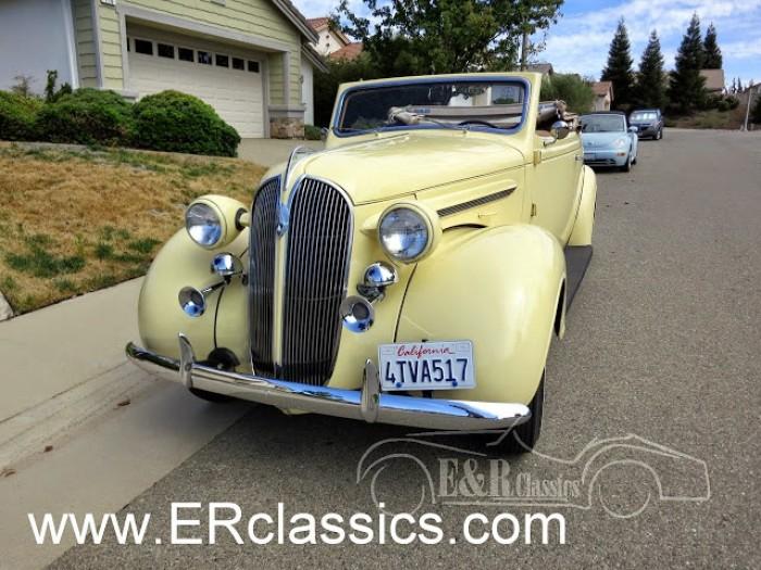 Plymouth 1937 kaufen