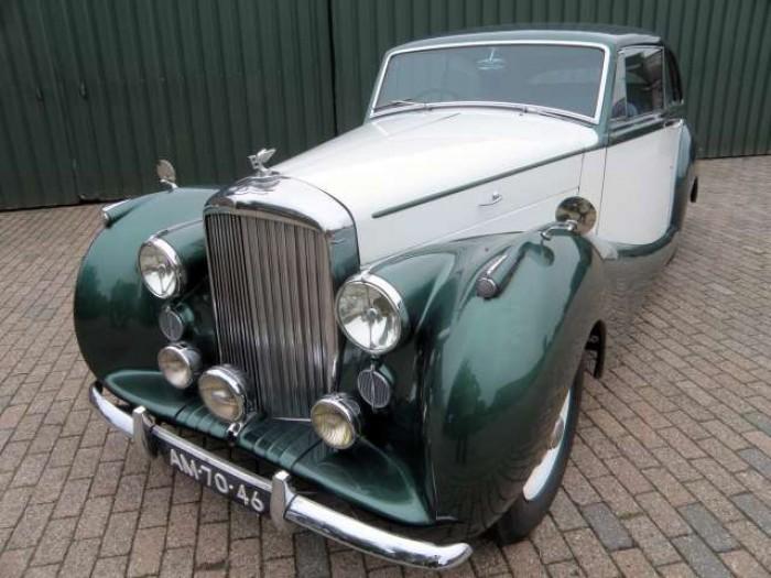 Bentley 1950 kaufen