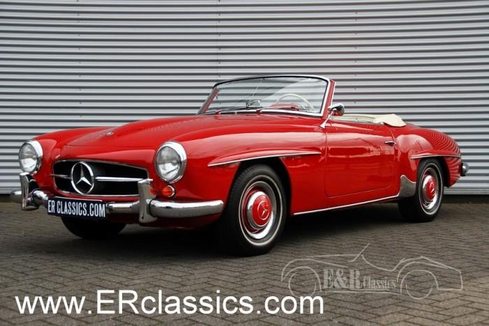 Mercedes 1957 kaufen
