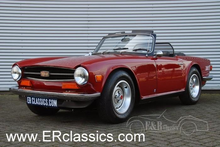 TR6 1974 kaufen