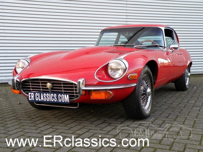 Jaguar E-Type 1973 kaufen