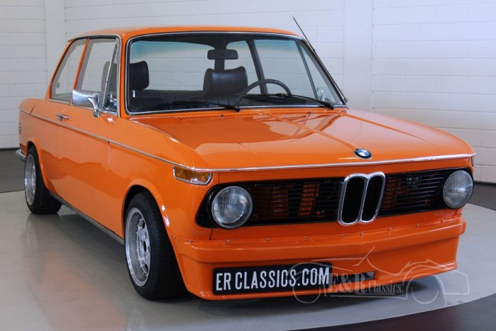 BMW 1502 Sedan 1975 kaufen