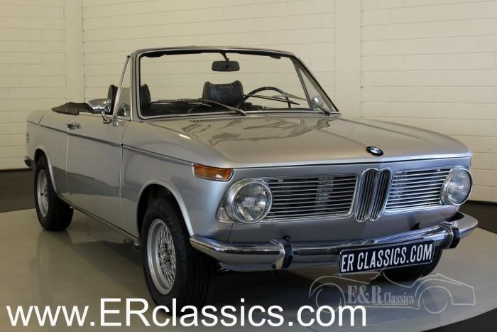 BMW 1600 Kabriolett 1970 kaufen