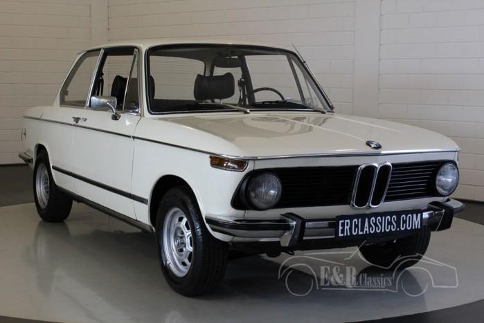 BMW 1602 Chamonix Weiss 1975  kaufen