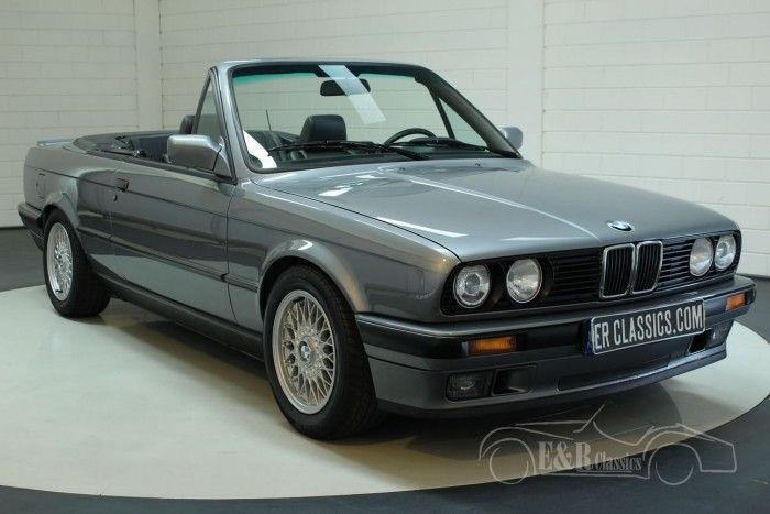 BMW 318i Cabriolet 1992 E30  kaufen