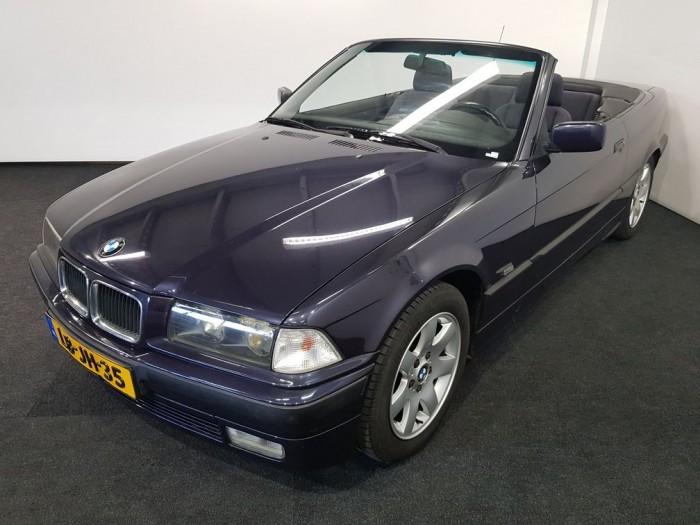 Bmw 318i E36 Cabriolet 1995 Madeira Violett Metalliclackierung Zum Kauf Bei Erclassics