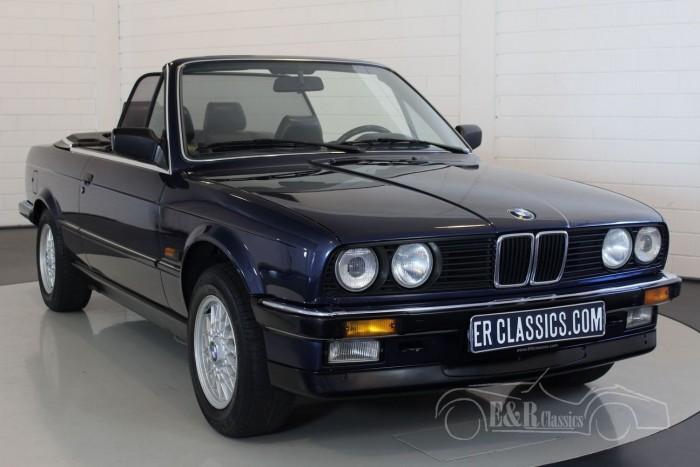 BMW 320i E30 Kabriolett 1988  kaufen