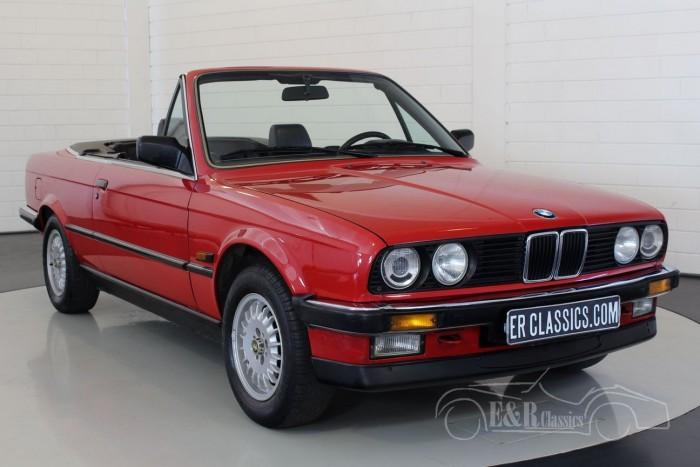 BMW 320i (E30) Kabriolett 1988 kaufen
