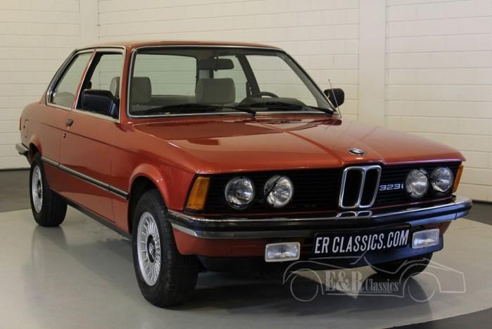 BMW 323i coupe E21 1981 kaufen