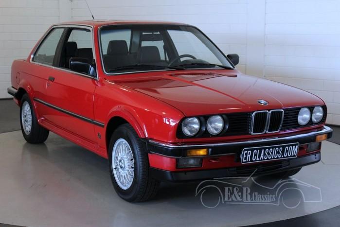 Bmw 325 Ix E30 1987 Zum Kauf Bei Erclassics