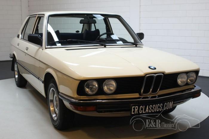 Bmw E12 518 1980 Zum Kauf Bei Erclassics