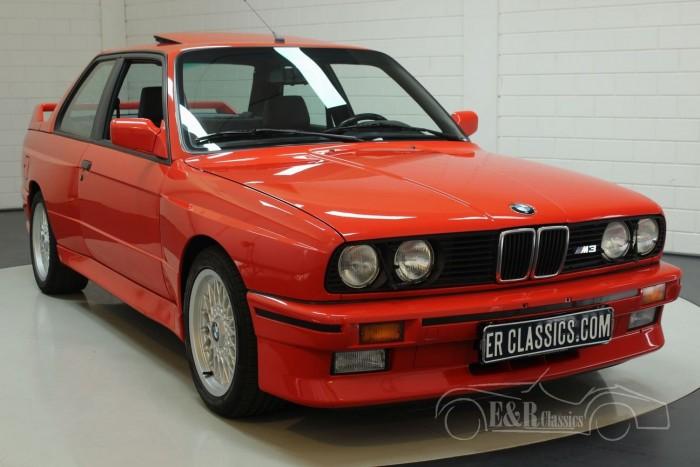 Bmw M3 E30 1987 Zum Kauf Bei Erclassics