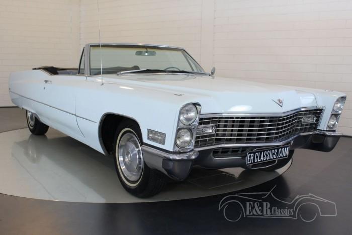 Cadillac DeVille cabriolet 1967  kaufen