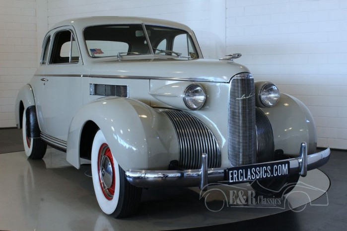 Cadillac La Salle Business Coupe 1939 kaufen