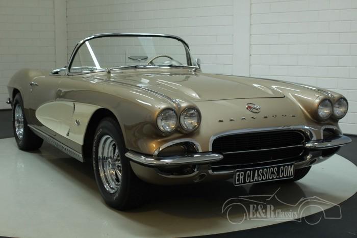 Chevrolet Corvette C1 Kabriolett 1962  kaufen