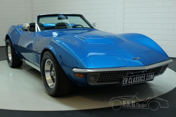 Chevrolet Corvette C3 1971 Kabriolett  kaufen