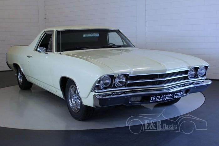 Chevrolet El Camino pick-up 1969  kaufen