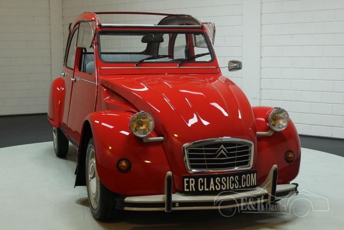 Citroën 2CV 1985  kaufen